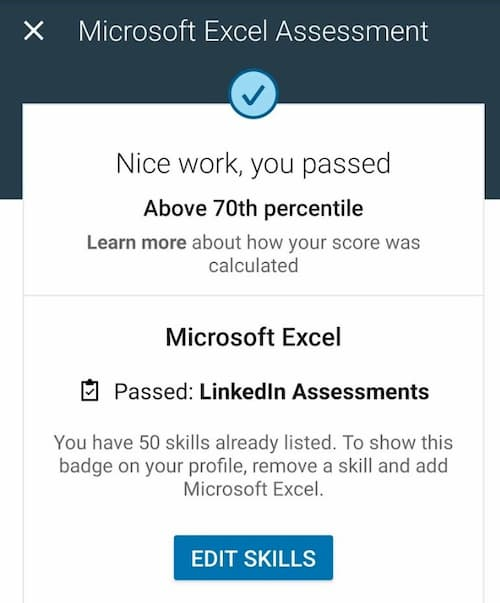 Week 117: LinkedIN Google Analytics Skill Exam