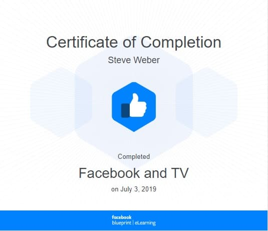 Week 83: Facebook - Reach and Frequency Buying on Facebook