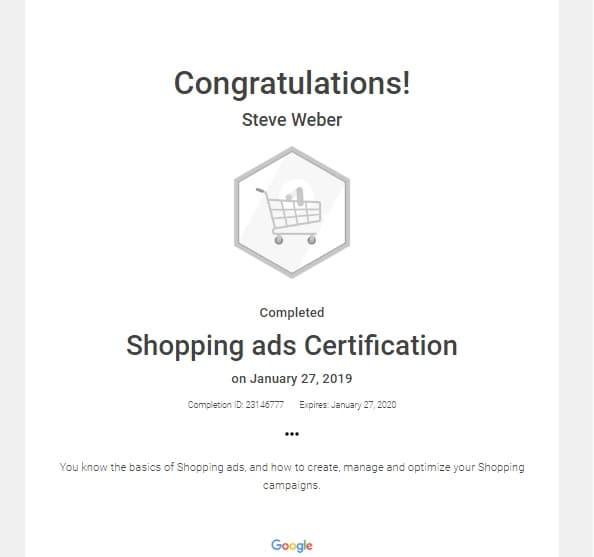 SEMrush Content Marketing Toolkit Certification