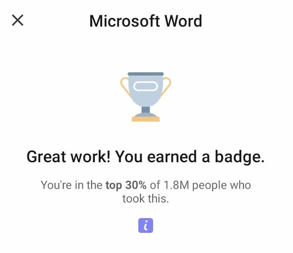 Week 153: LinkedIN Microsoft Word Skill Exam