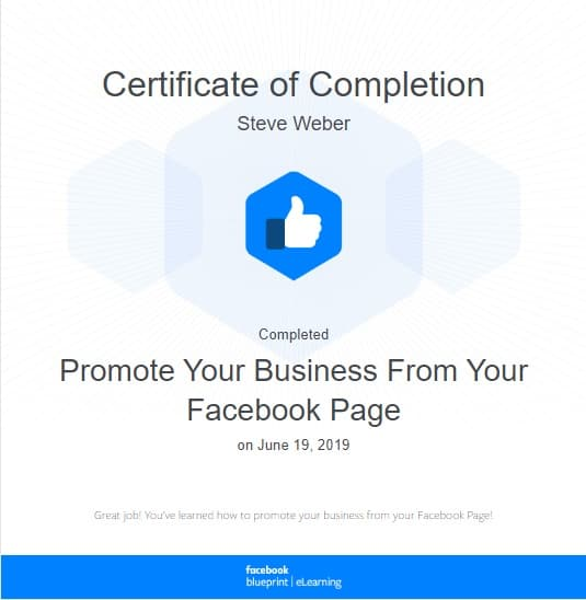 Week 81: Facebook - Promote Your Business From Your Facebook Page
