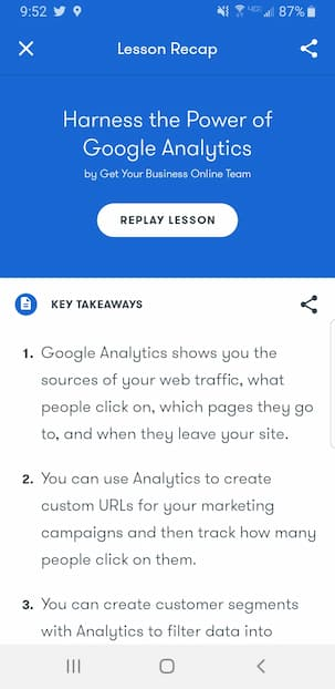 Week 169: Google Primer - Harness the Power of Google Analytics