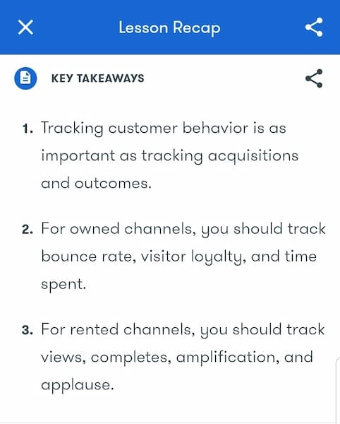 Week 173: Google Primer - Track Customer Behavior with Digital Metrics