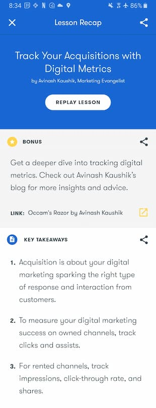 Week 192:  Google Primer Track Your Acquisitions with Digital Metrics