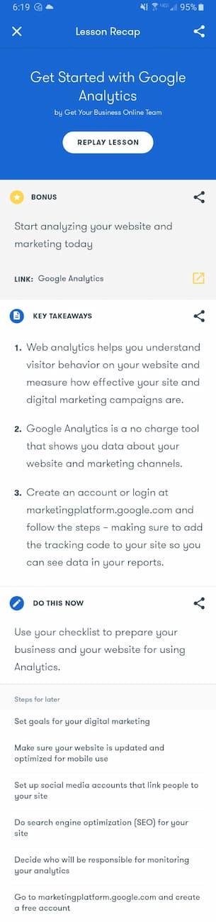 Week 197:  Get Started with Google Analytics