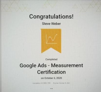 Week 143: Google Ads Measurement 2020