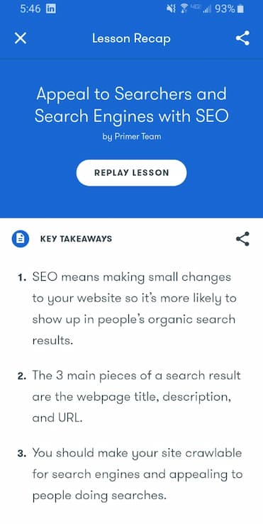 Week 160: Google Primer  - Appeal to Searchers and Search Engines with SEO