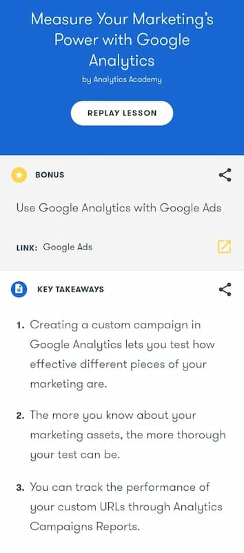 Week 175: Google Primer- Measure Your Marketing's Power with Google Analytics