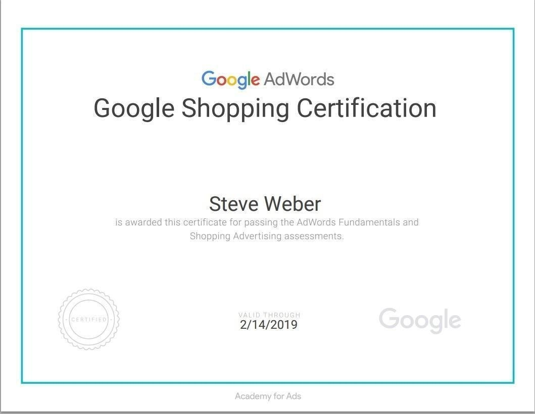 A Weekly Quest for Becoming the Best Certified Digital Marketer