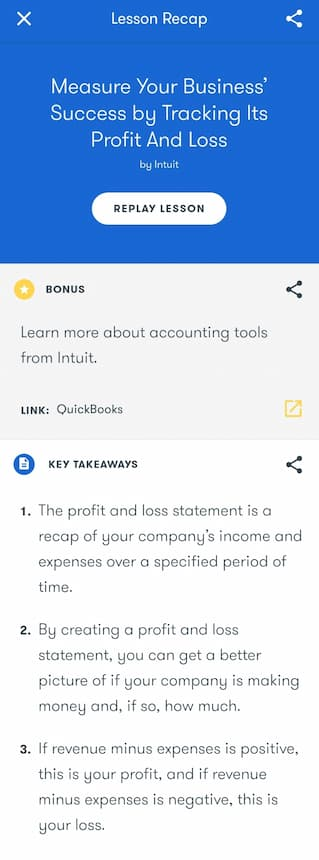 Week 195:  Google Primer Measure Your Business' Success by Tracking Its Profit And Loss